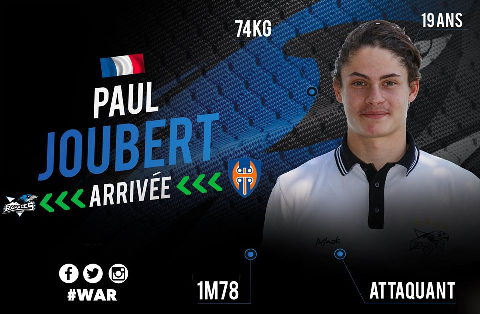 MERCATO 2020-2021- RETOUR DE PAUL JOUBERT