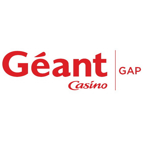 GEANT CASINO GAP